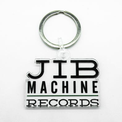Jib Machine Records Keychain