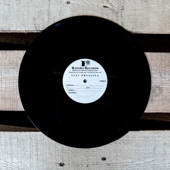 Dave Bickler - Darklight Test Pressing