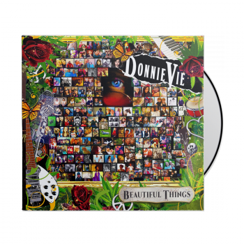 "Donnie Vie ""Beautiful Things"" CD"