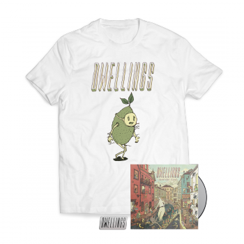 "Dwellings ""Lime Guy"" Shirt Bundle"