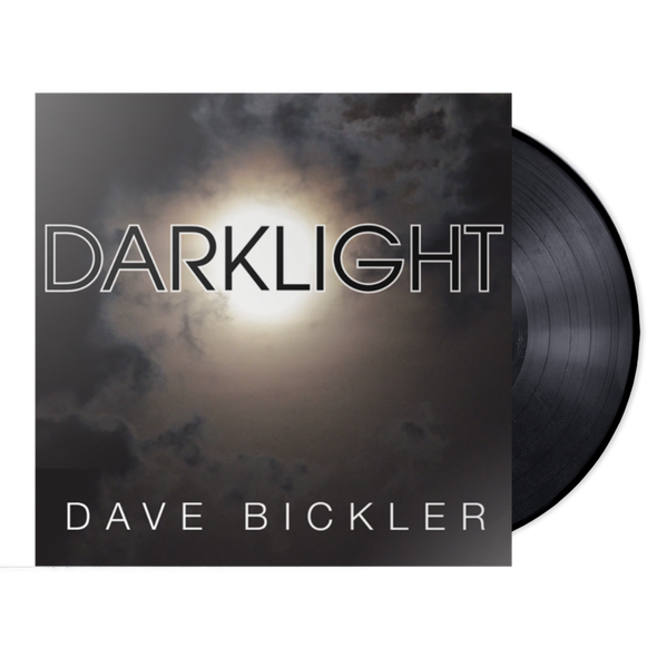 "Dave Bickler ""Darklight"" Vinyl Black"