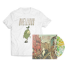 "Dwellings ""Lavender Town"" Lemon/Lime Splatter Vinyl + Lime Guy Bundle *Pre-Order*"