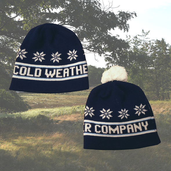 Cold Weather Company - Find Light CD + Shirt + Beanie Bundle