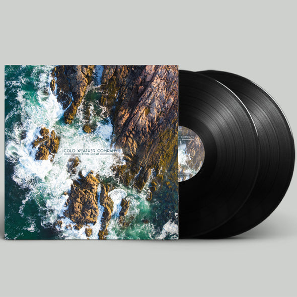 Cold Weather Company - Find Light 2LP + Shirt Bundle *Pre-Order*
