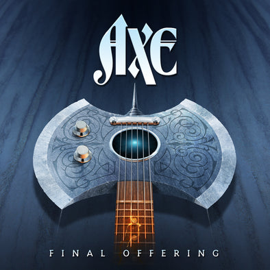 "AXE - ""Final Offering"" CD"