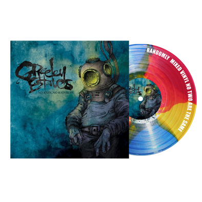 "Greeley Estates ""No Rain No Rainbow"" Random Colored Vinyl"