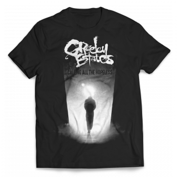 "Greeley Estates ""Calling All The Hopeless"" Album Art Shirt"