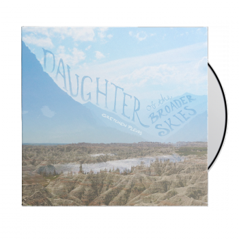 "Gretchen Pleuss ""Daughter of the Broader Skies"" CD"
