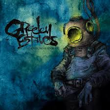 "Greeley Estates ""No Rain, No Rainbow"" CD"