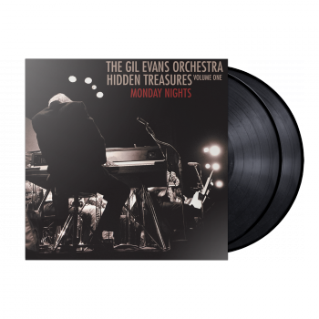 "The Gil Evans Orchestra-  ""Hidden Treasures Volume One Monday Nights""  2LP Vinyl"