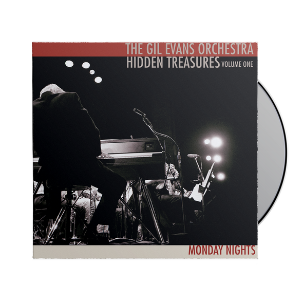 "Gil Evans Orchestra - Signed CD & Tote Bag Bundle / ""Hidden Treasures: Volume One - Monday Nights"""