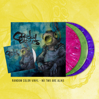 "Greeley Estates - ""No Rain No Rainbow"" CD/Vinyl Bundle"