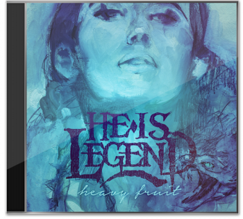 "He Is Legend ""Heavy Fruit"" CD Album"