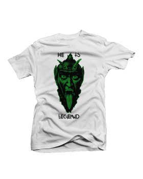 "He Is Legend ""Green Devil"" Shirt"
