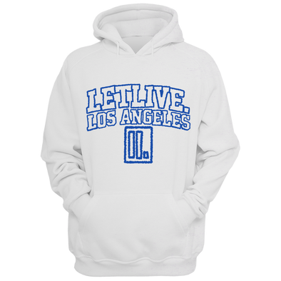 "letlive. ""10 Years of Fake History"" Hoodie"