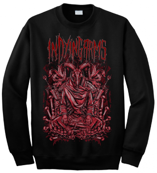 "In Dying Arms ""Evil Ram"" Sweatshirt"