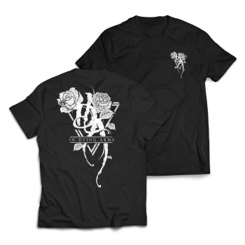 In Dying Arms Crest Logo Shirt