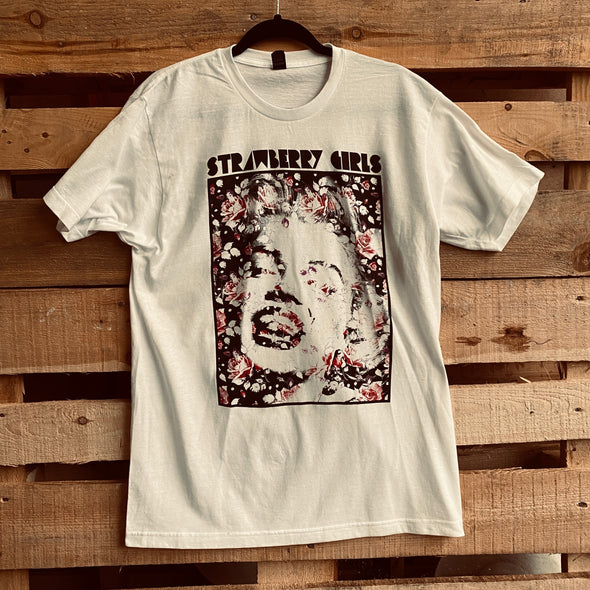Vintage Strawberry Girls Marilyn Tee