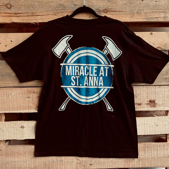 Vintage Miracle At St. Anna Firehouse Tee