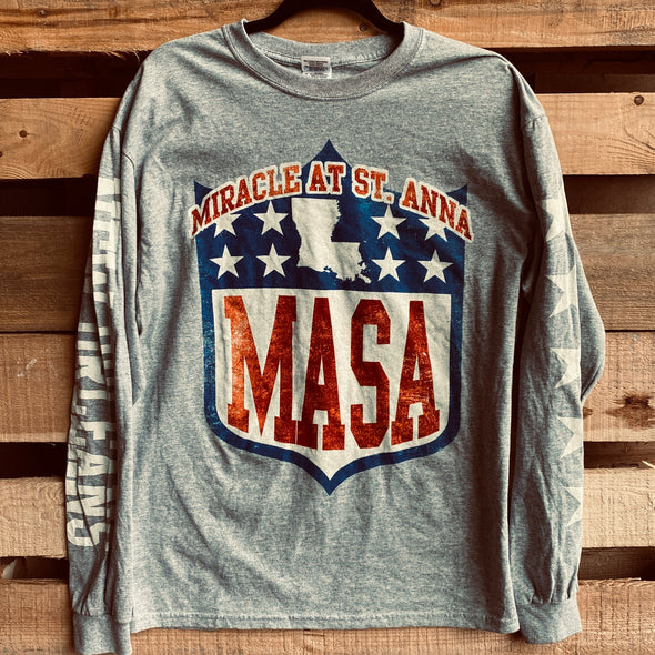 Vintage Miracle At St. Anna Long Sleeve Tee
