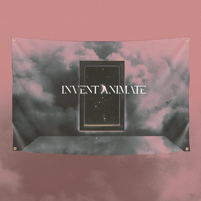 Invent Animate - Greyview Wall Flag