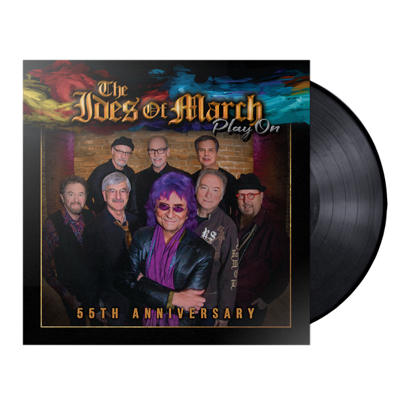 Jim Peterik/Ides of March Vinyl & Calendar Bundle