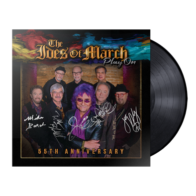 "Ides of March - ""Play On"" 55th Anniversary Double LP Vinyl (Autographed)"