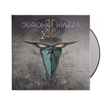 "Jerome Mazza - ""Outlaw Son"" CD"