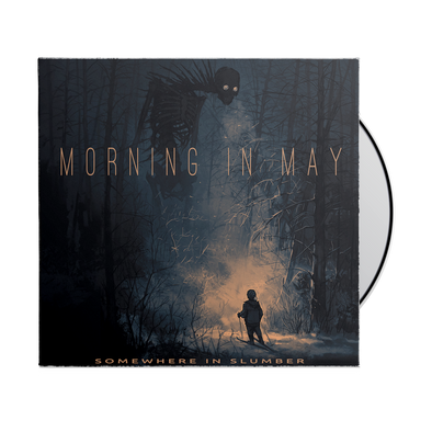 Morning In May - Somewhere In Slumber CD *Pre-Order*
