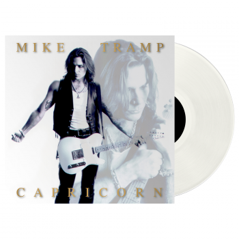 "Mike Tramp - Capricorn (20th Anniversary) Limited Edition ""White"" Vinyl"