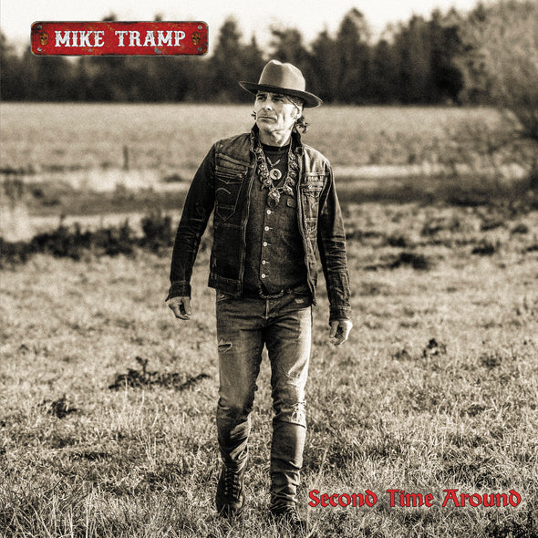 Mike Tramp - Second Time Around Limited Edition Vinyl LP