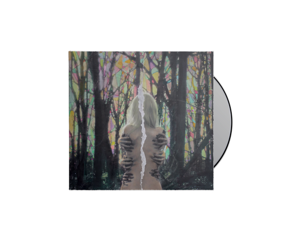 "NIIGHTS - ""Hellebores"" Clear w/ Black & Pink Splatter Vinyl Bundle"