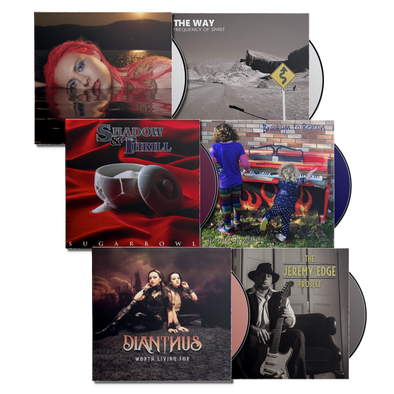 Deko Entertainment - New Artist CD Bundle