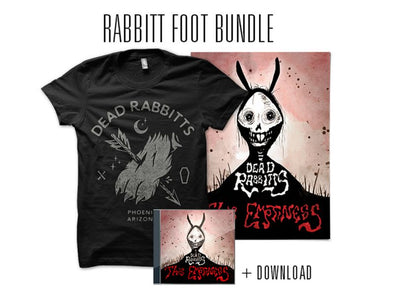 "Dead Rabbitts ""Rabbit's Foot"" Shirt Bundle"