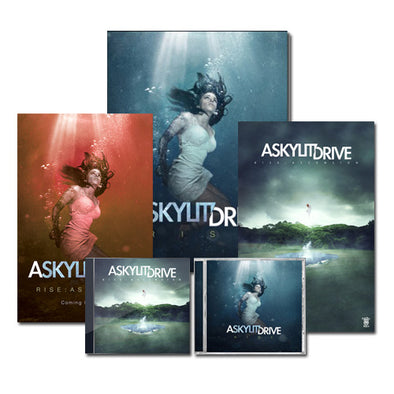 A Skylit Drive Music/Poster Bundle