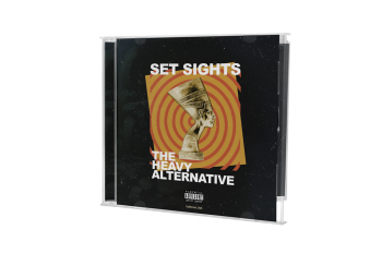 "SET SIGHTS ""The Heavy Alternative"" CD"