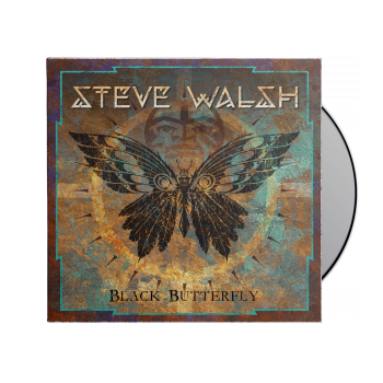 "Steve Walsh - ""Black Butterfly"" CD"