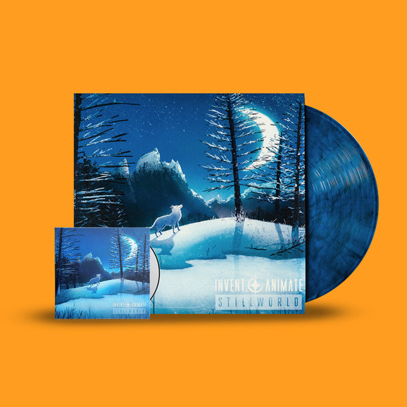 "Invent Animate ""Stillworld"" Vinyl + CD Bundle"