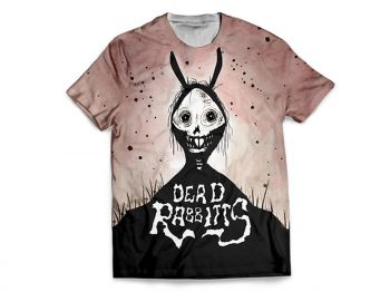 "Dead Rabbitts ""This Emptiness"" Sublimation Shirt"