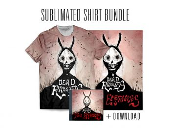 "Dead Rabbitts ""This Emptiness"" Sublimation Shirt Bundle"