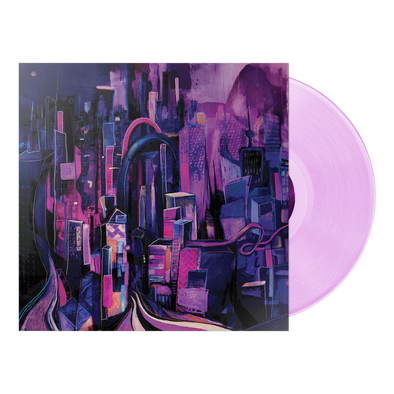 "Strawberry Girls ""Tasmanian Glow"" Vinyl (Translucent Pink)"