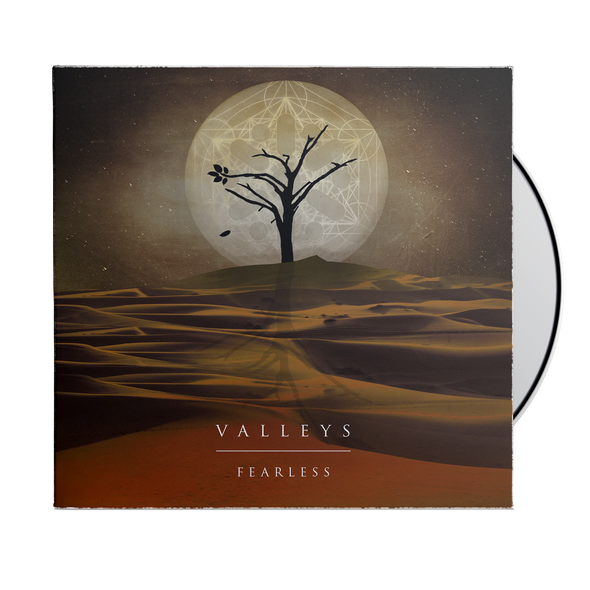 "Valleys - ""Fearless"" Album CD"