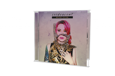"Whitney Peyton ""iridescent"" CD"