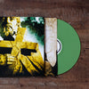 "Zao - ""The Funeral of God"" Vinyl (Olive) + Camo Shirt"
