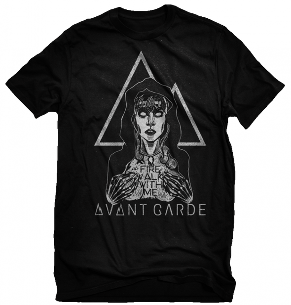 "Avant Garde ""Fire Walk"" Shirt"