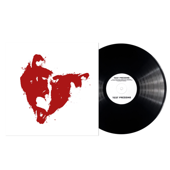 "Alesana - ""Try This With Your Eyes Closed"" Test Pressing"