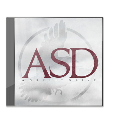 "A Skylit Drive ""ASD"" Album CD"
