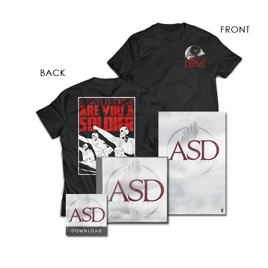 "A Skylit Drive ""Are You A Soldier"" Bundle"