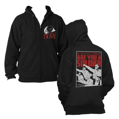 "A Skylit Drive ""Are You a Soldier"" Hoodie"