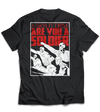 "A Skylit Drive ""Are You a Soldier"" Shirt"